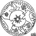 Mandala, lachtani